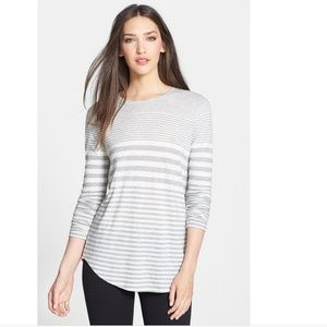 Vince small Variegated Stripe Top